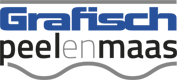 Grafisch Peel en Maas logo